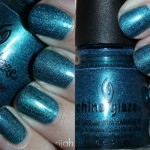 China Glaze – Techno Teal