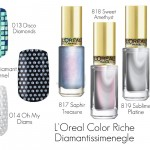 L'Oreal Color Riche Diamantissime-negle