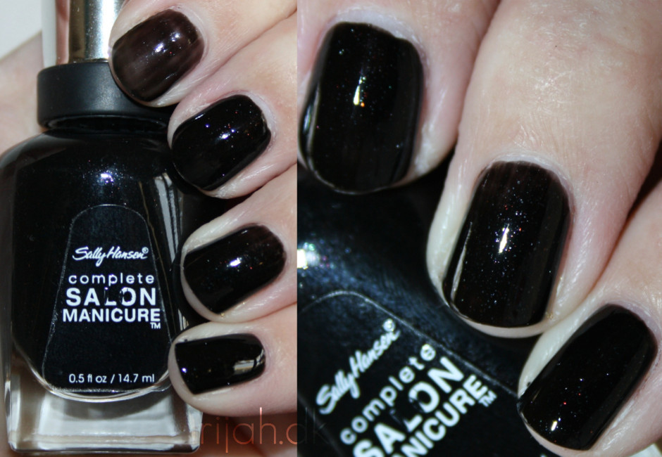 Sally Hansen Midnight in NY