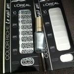 L'oréal Color Riche Le nail art stickers
