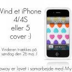 Vind et iPhone cover