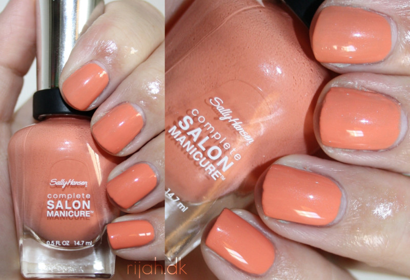 Sally Hansen Tahitian Sunset