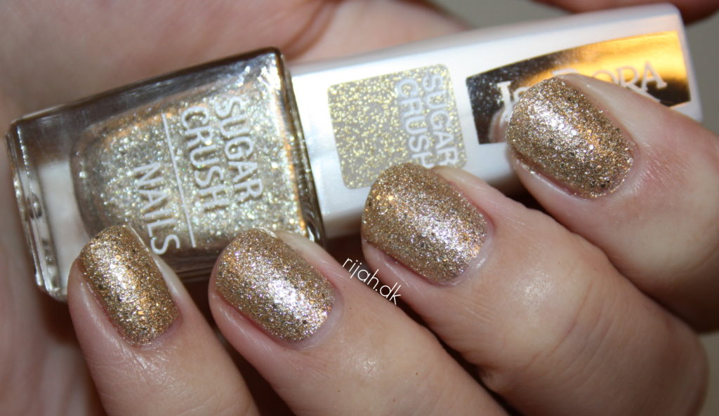 IsaDora Gold Crush
