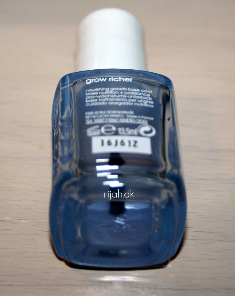 Essie Grow Richer