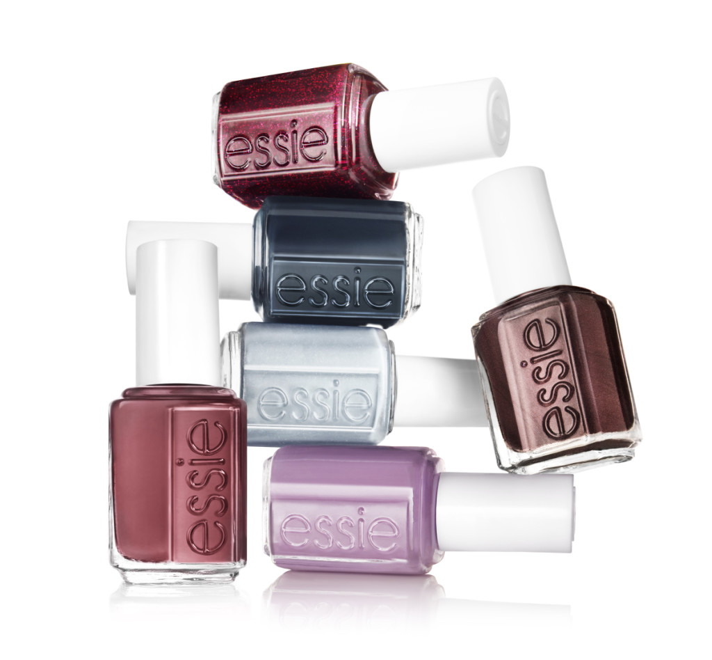 essie winter collection 2013