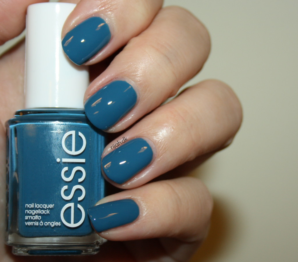 Essie Hide & Go Chic Essie Spring 2014 Collection swatches