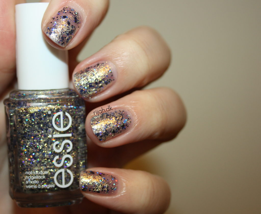 Essie On a silver Platter Essie Encrusted 2014 collection