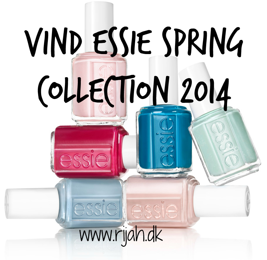 Vind Essie Spring 2014 collection