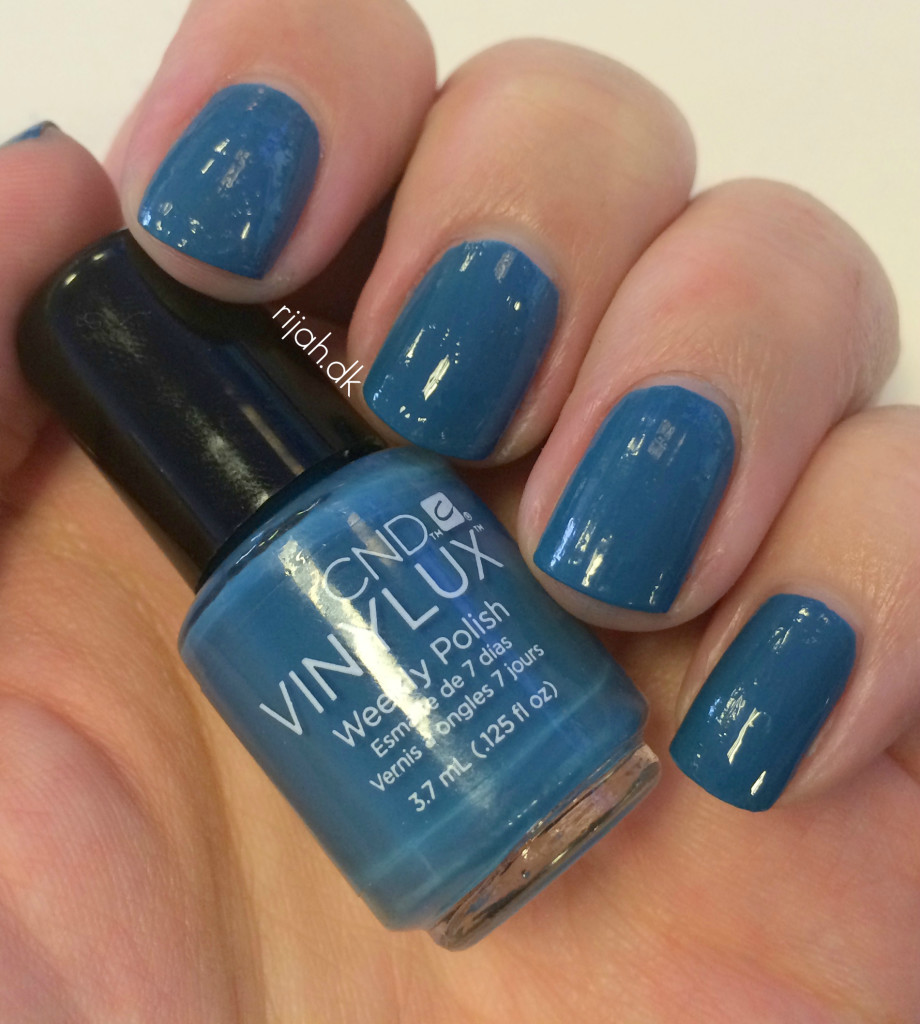 CND Vinylux Blue Rapture