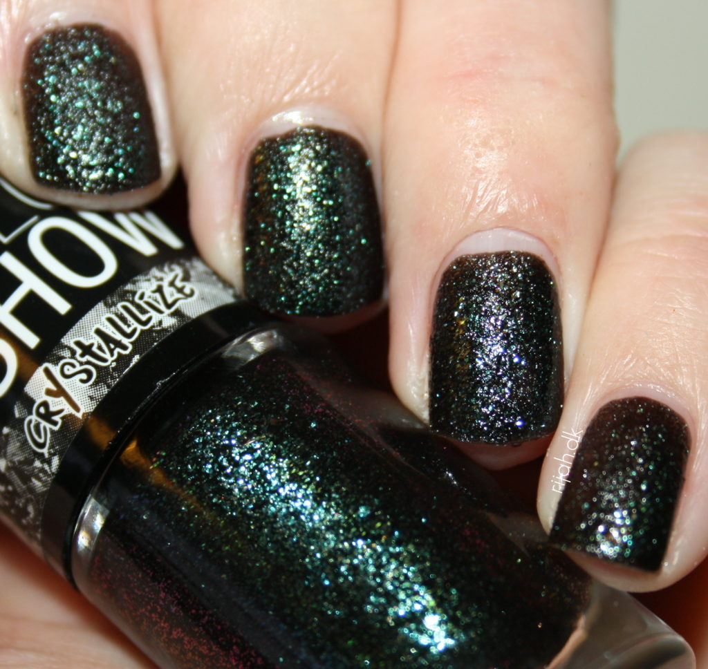 Maybelline Color Show Crystallize Green Depth