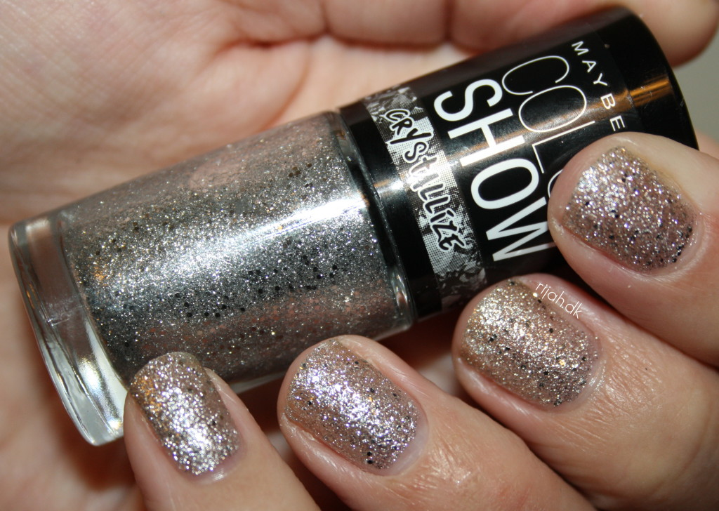 Maybelline Color Show Crystallize Light Up