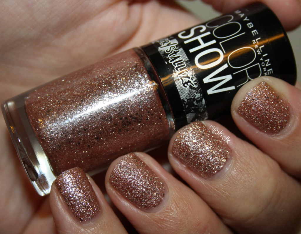Maybelline Color Show Crystallize Rose Chic
