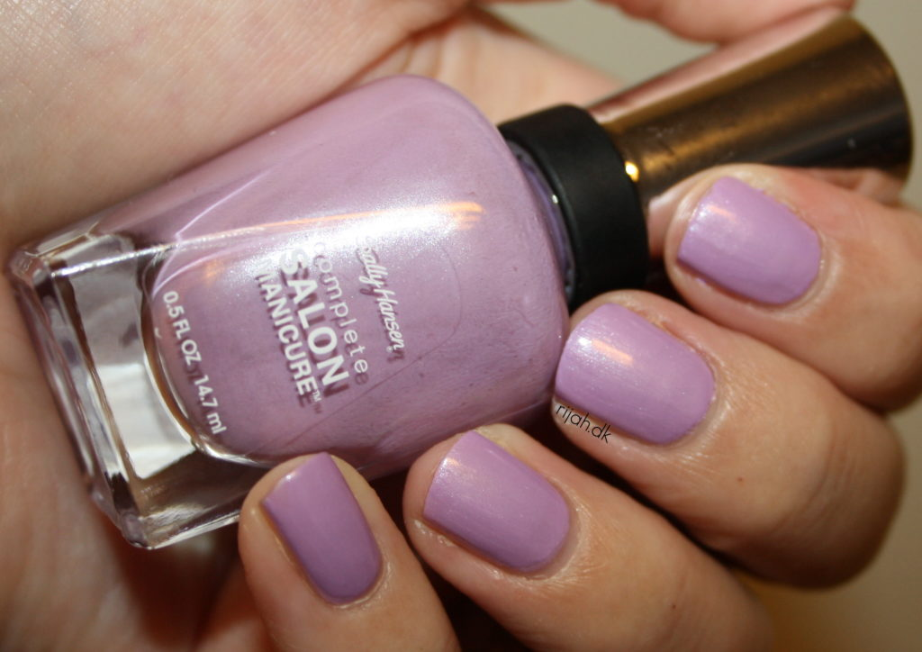 Sally Hansen Lady Lavender Sally Hansen Complete Salon Manicure Designer Summer 2014 Collection