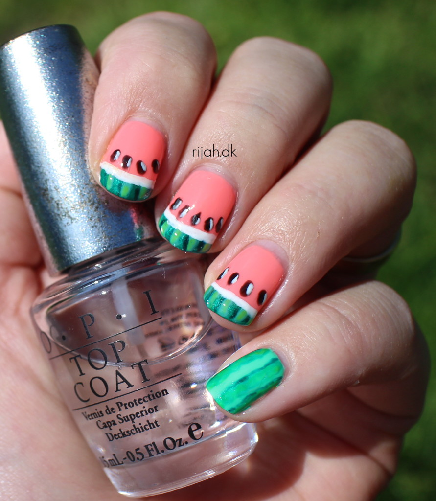 Watermelonnails Fancy Friday - Frugt/grønt