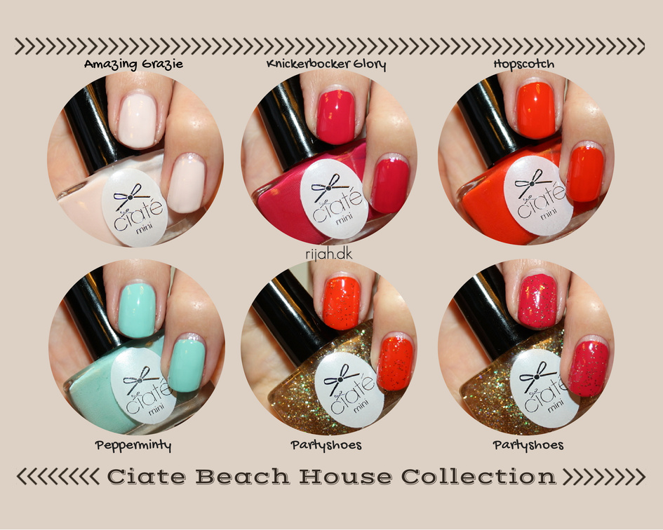 Ciate Beach House Collection