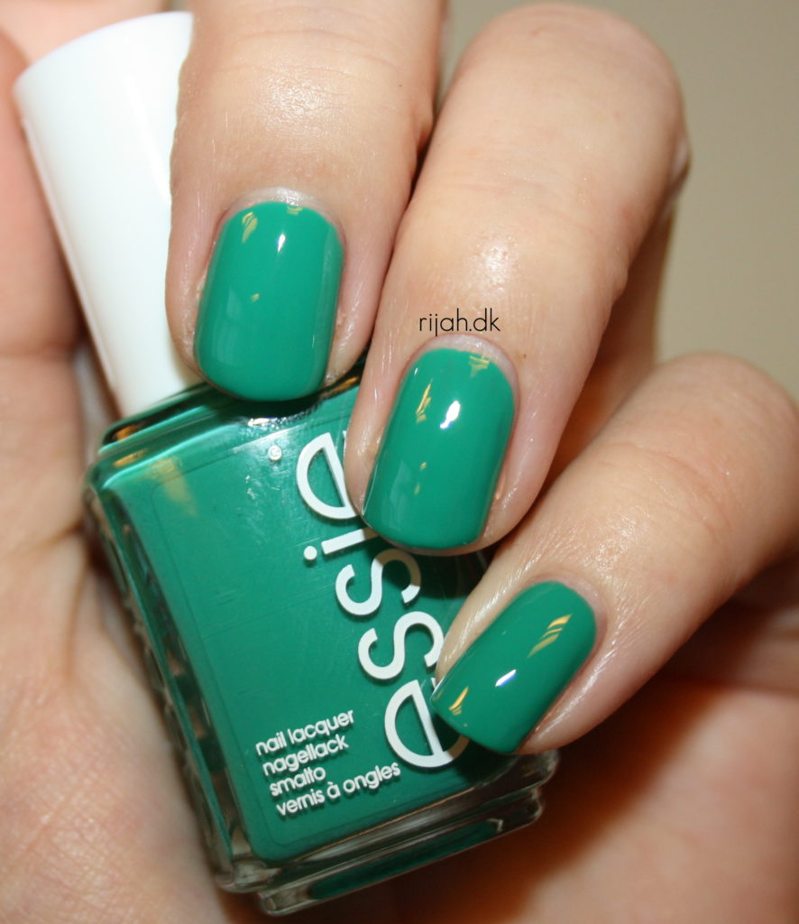 Essie Ruffles & feathers - Essie Summer Collection 2014