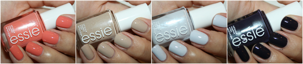 Essie Resort Collection 2014