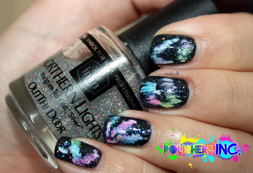 Northern Lights Manicure