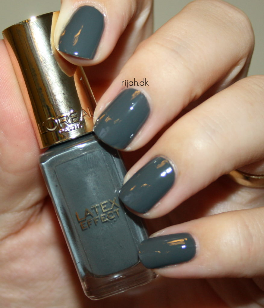 31DC2014 21: Inspired by a color - Grey Loreal Mademoiselle Grey