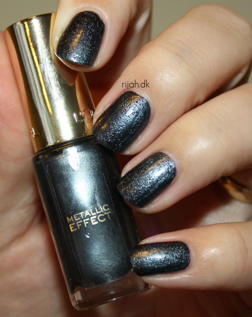 31DC2014 21: Inspired by a color - Grey Loreal Secret Wish