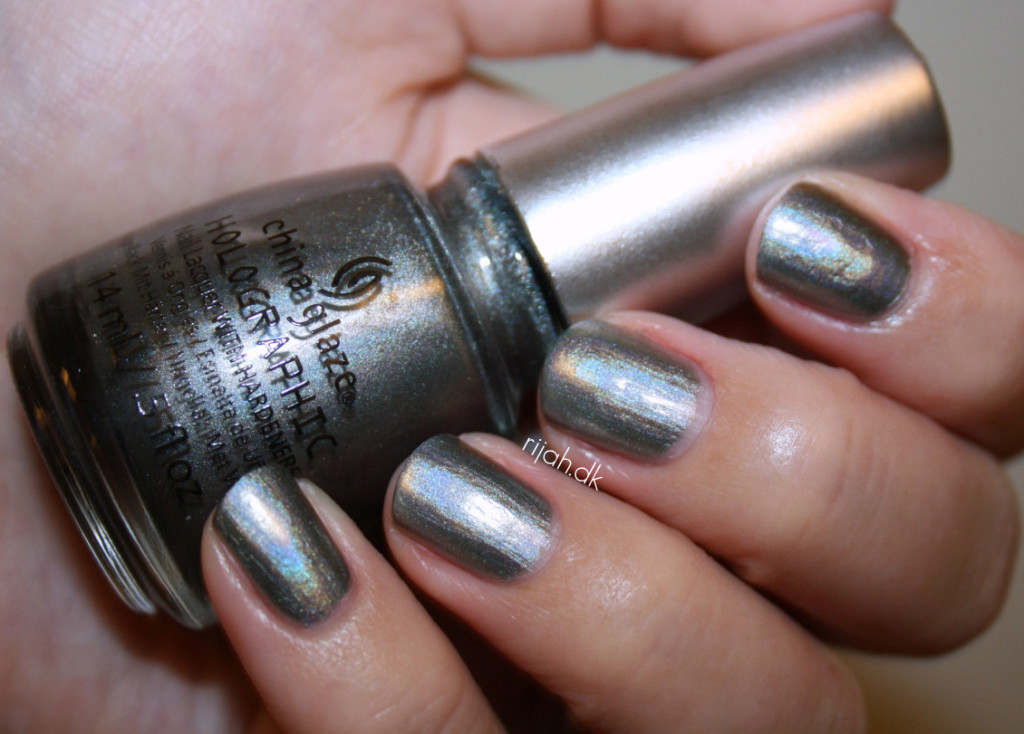 China Glaze Cosmic Dust China Glaze Hologlam Holographic