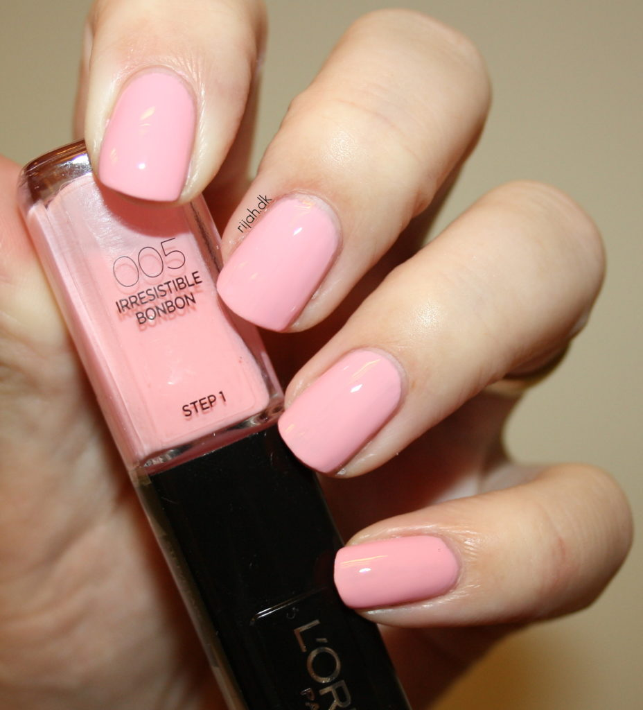 Loreal 005 Irresistible Bonbon Loreal Infallible Nails