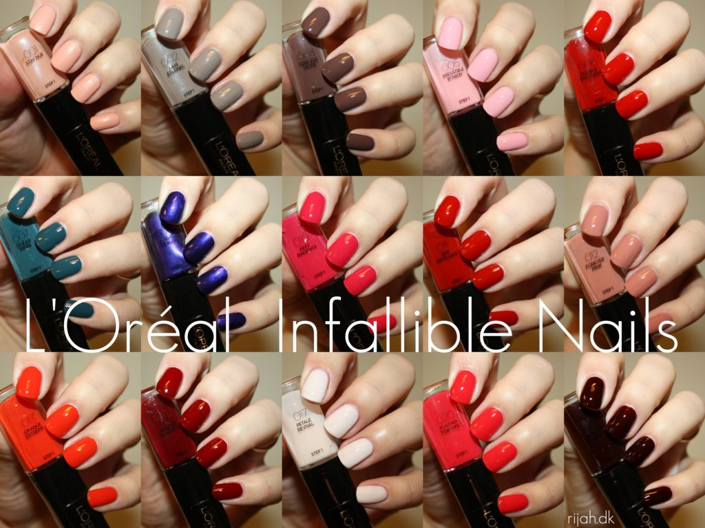 Loreal Infallible Nails