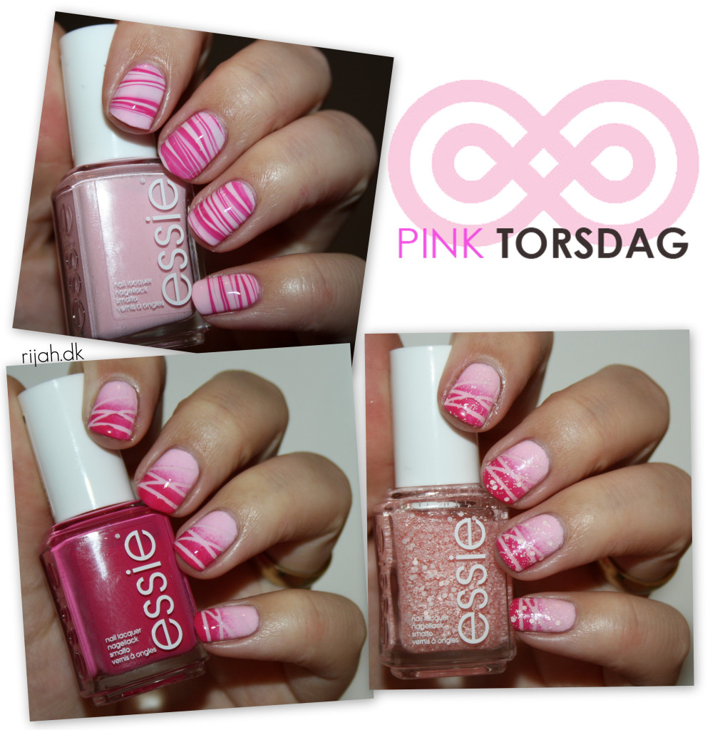 Pink Torsdag: Essie Breast Care Awareness 2014