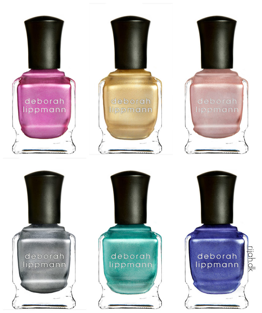 Deborah Lippmann New York Fall