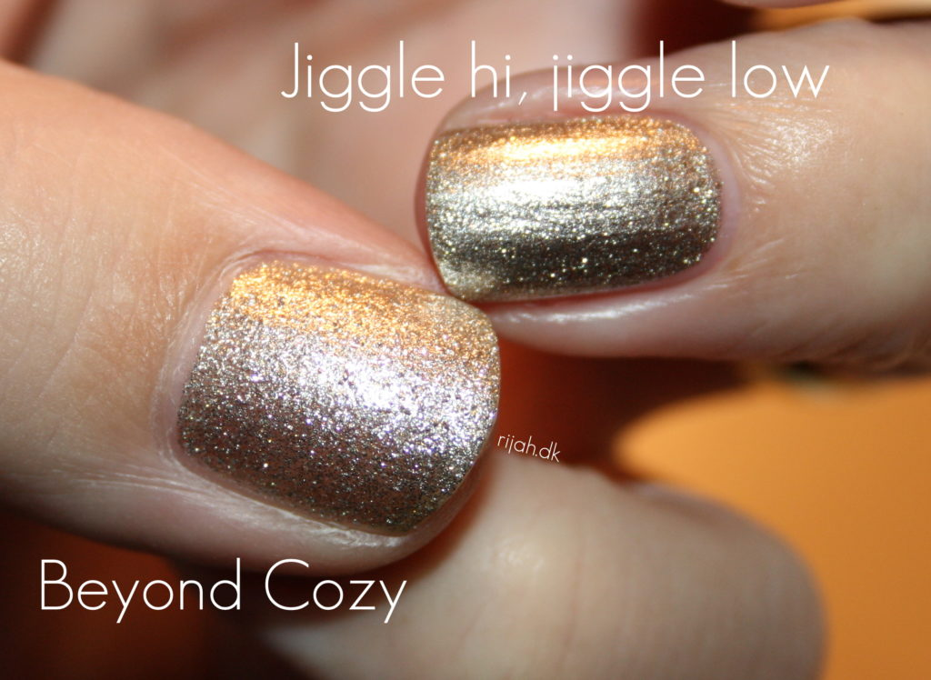 Essie Beyond Cozy Jiggle Hi Jiggle Lo Essie Winter Collection 2014
