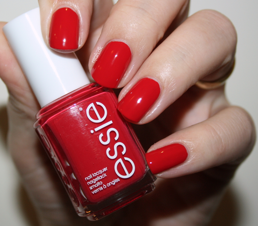 Essie Double Breasted Jacket Essie Winter Collection 2014