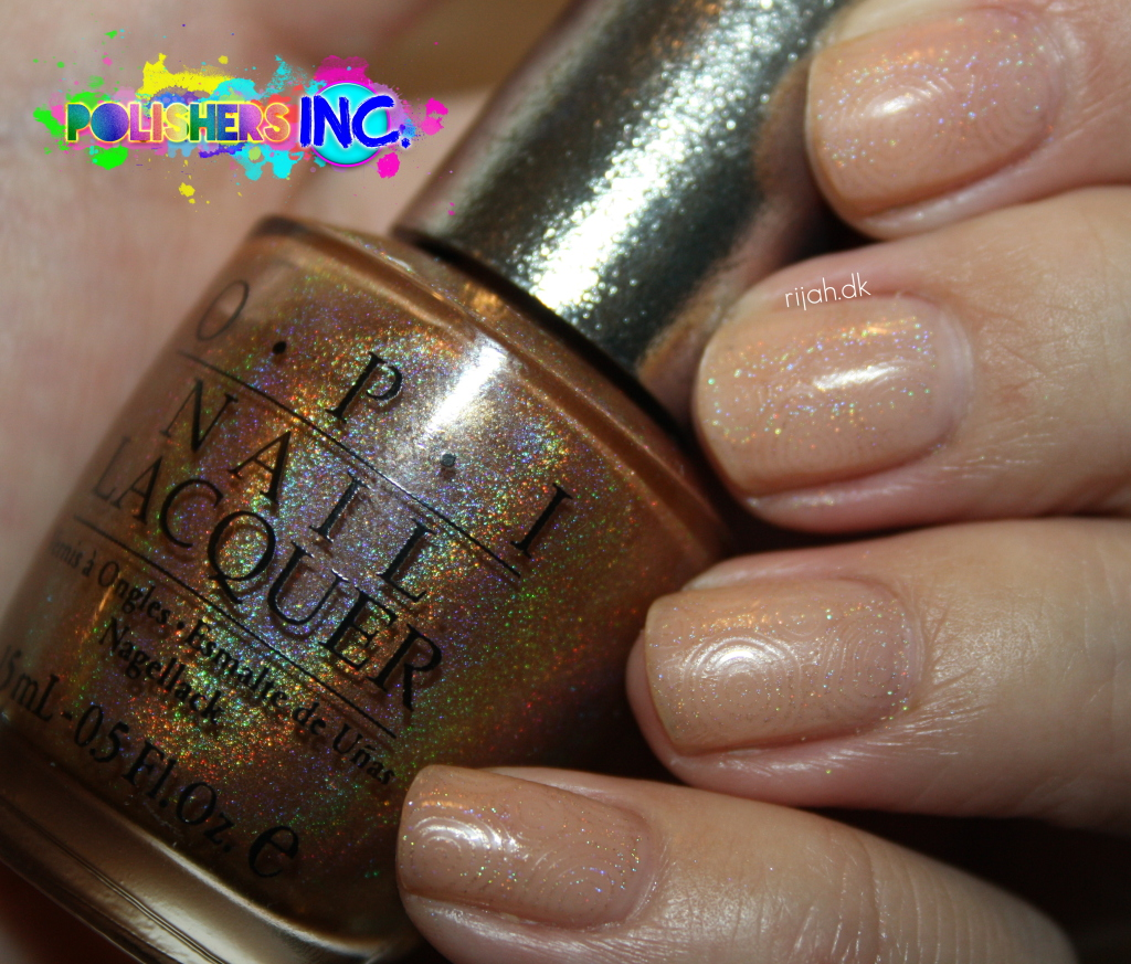 OPI Design Polishers Inc - NudeTude