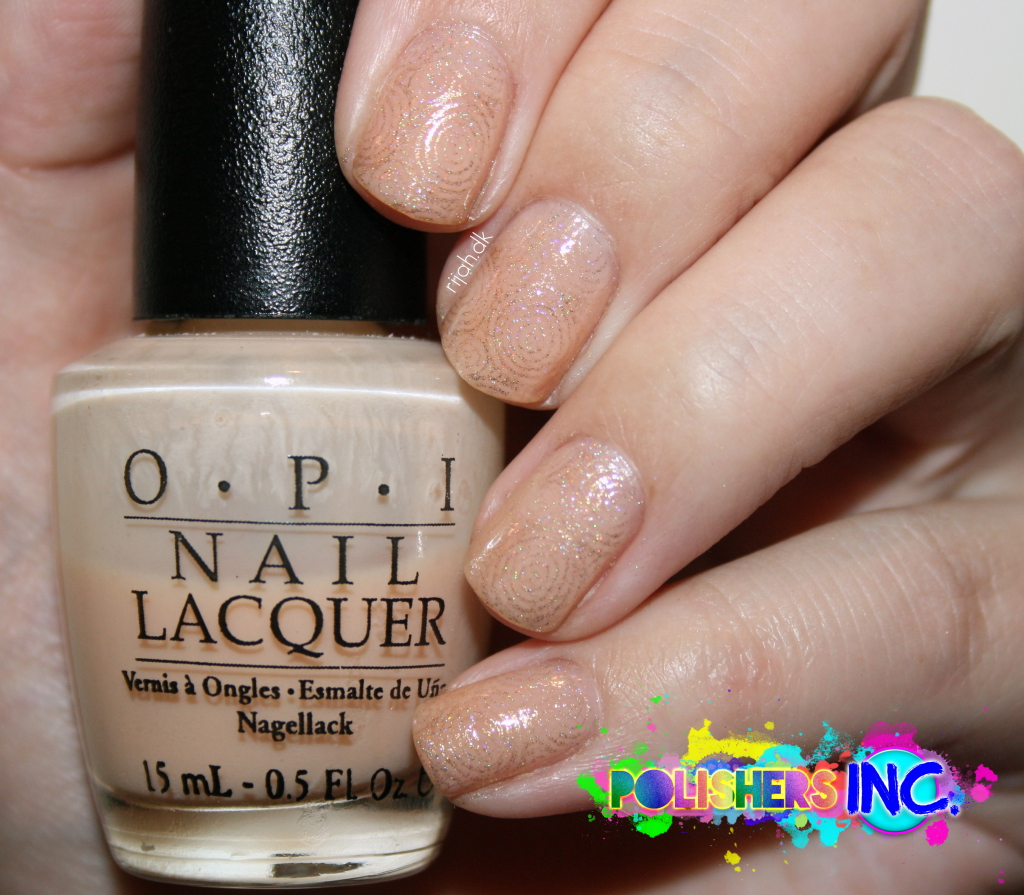 OPI Passion Polishers Inc - NudeTude