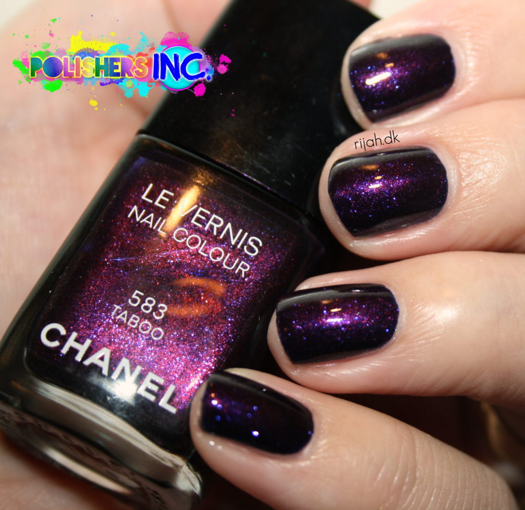 Chanel Taboo Polishers Inc - All-time favourite