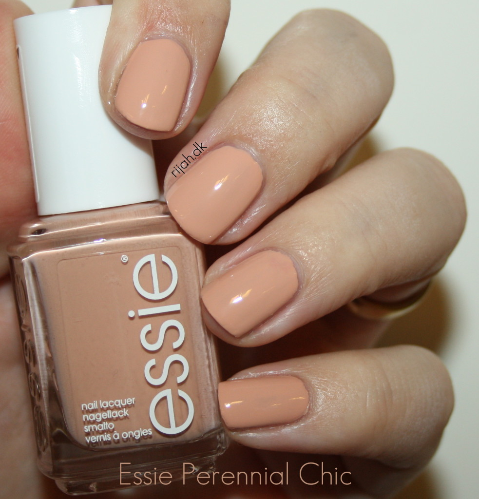 Essie Perennial Chic Essie Spring Collection 2015