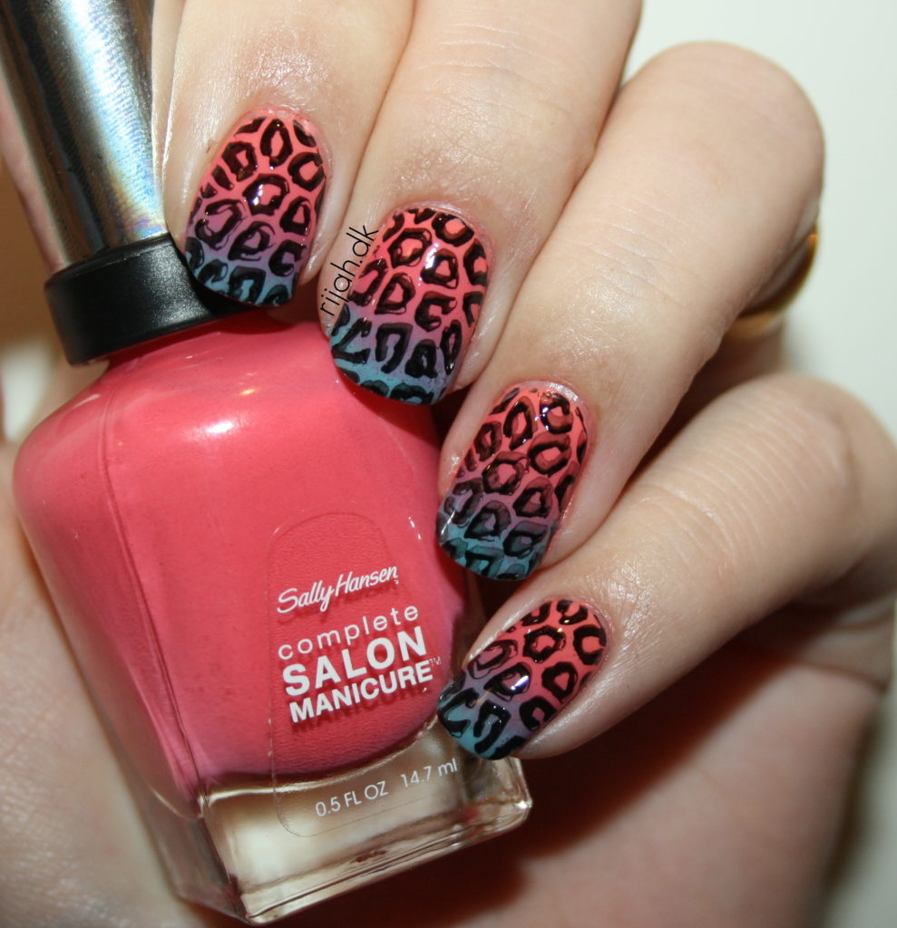 #WeekendOffNailArtChallenge – Animals