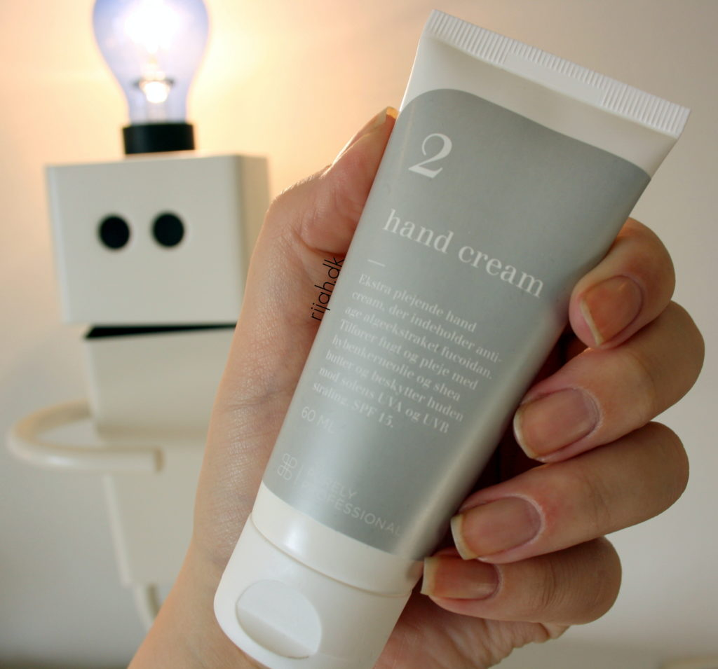 Purely Professional Handcream 2