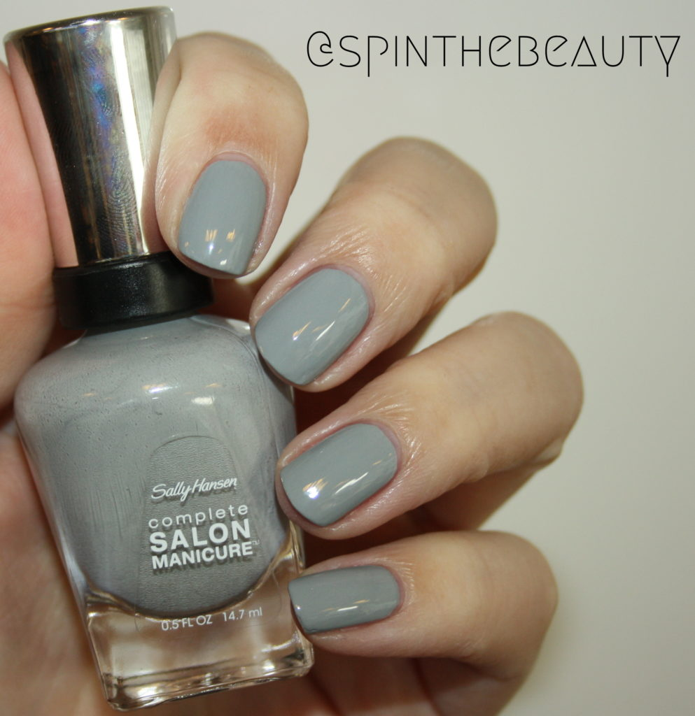 Sally Hansen Highgray to Heaven Sally Hansen Complete Salon Manicure Spring 2015 collection