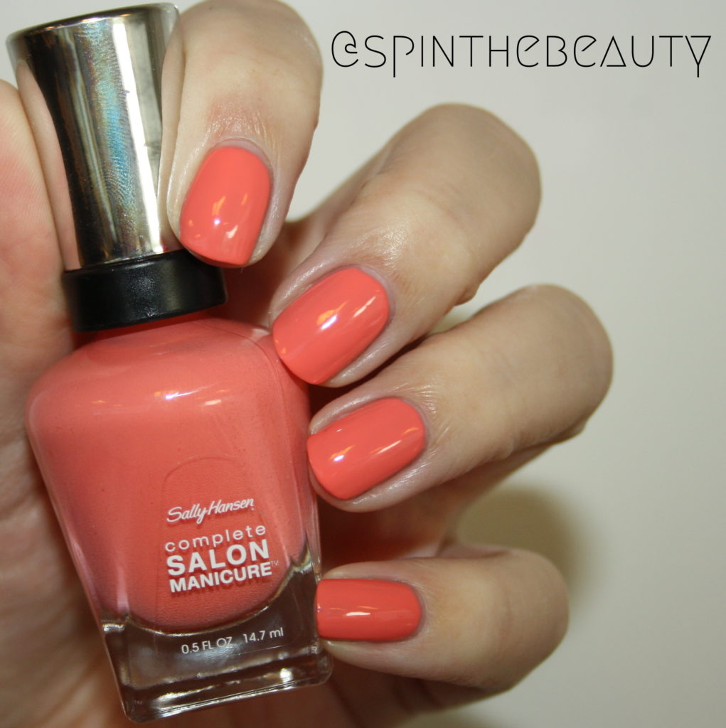 Sally Hansen Kashmir Valley Sally Hansen Complete Salon Manicure Spring 2015 collection