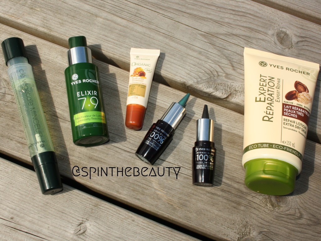 Yves Rocher Blog Review - Straight from nature