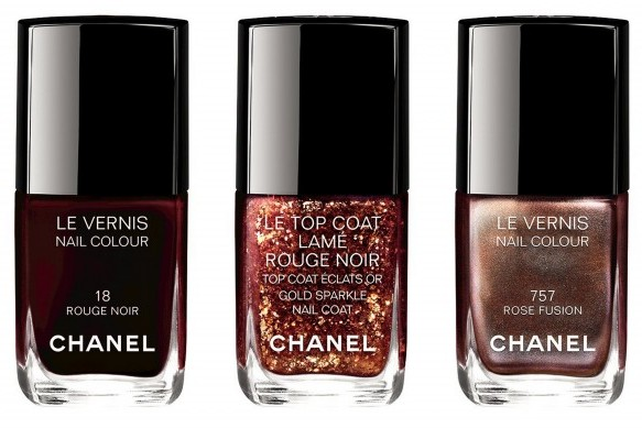 chanel holiday 2015 nail polish