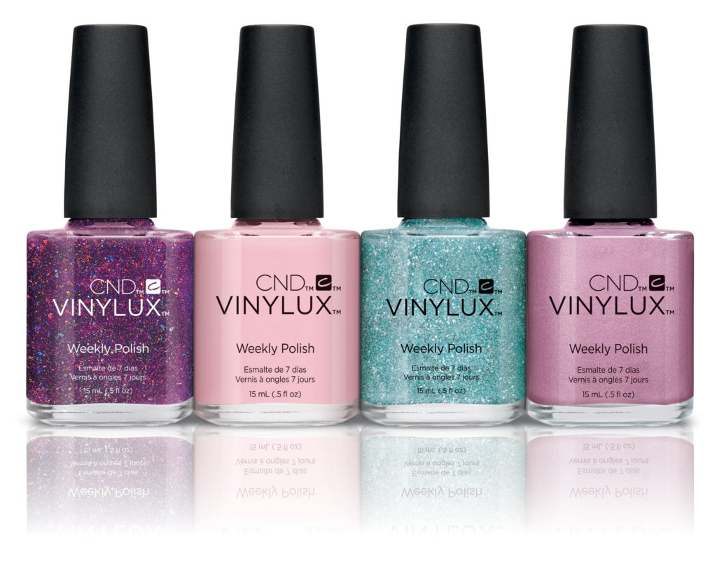 CND Aurora Colection Vinylux