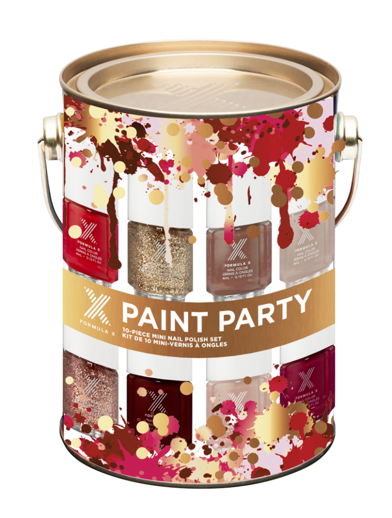 Formula X hos Sephora Paint Party DKK 250