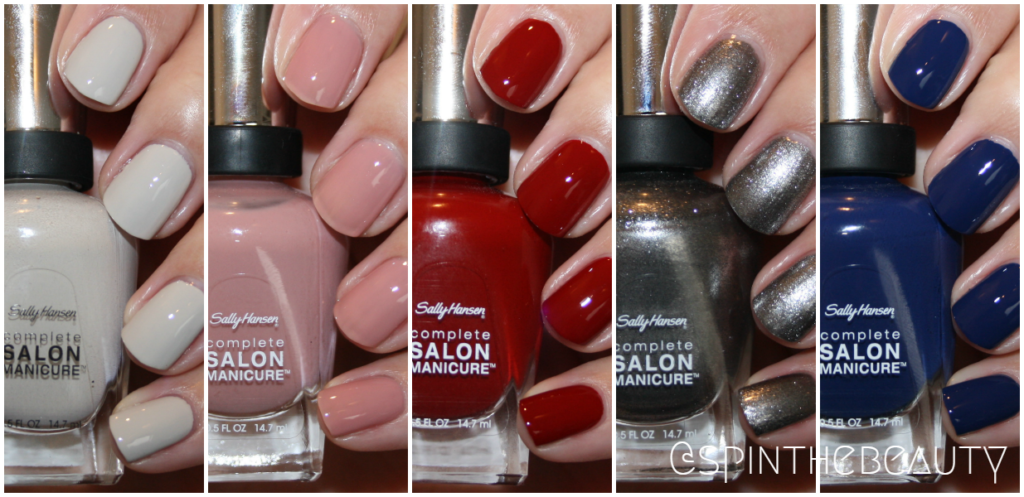 Sally Hansen Fall Collection 2015