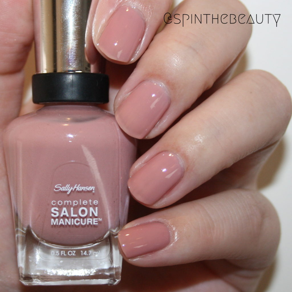 Sally Hansen Rose Glass