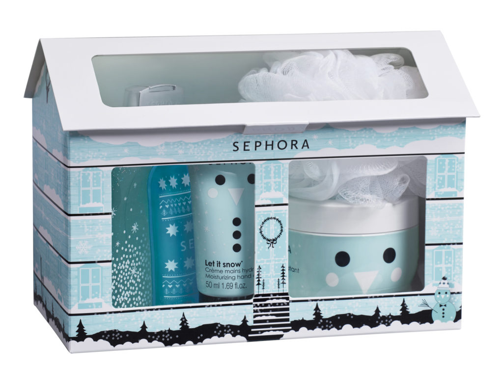 Sephora Let It Snow Premium Chalet DKK 210