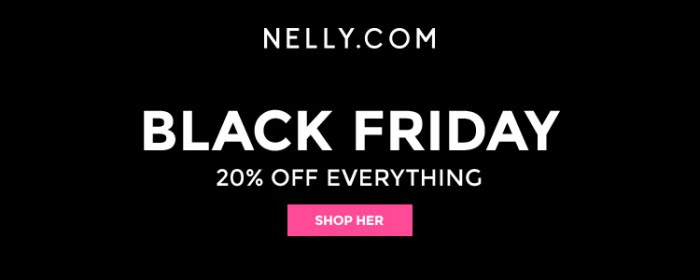 nelly black friday