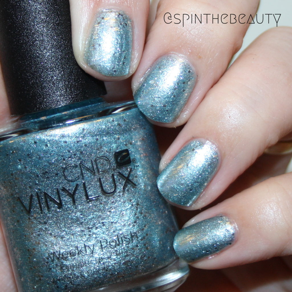 CND Glacial Mist CND Vinylux Aurora Collection Swatches