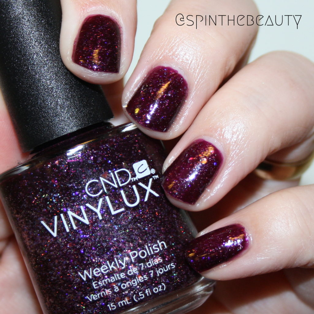 CND Nordic Lights CND Vinylux Aurora Collection Swatches