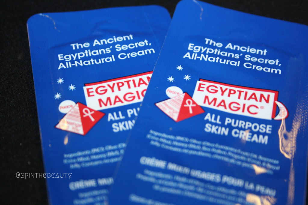Egyptian Magic All Purpose Skin Cream Goodiebox Februar 2016